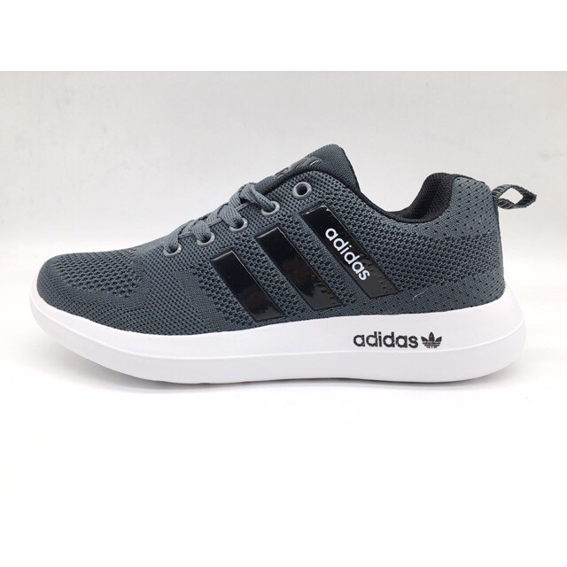 New Adidas Sports Low Cut Running Sneakers Rubber Shoes For Men