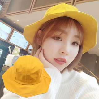 e82bdae1990 Daydreaming🐰 korea Women Summer Flap Cover Cap Cotton Sun Hat fisherman cap