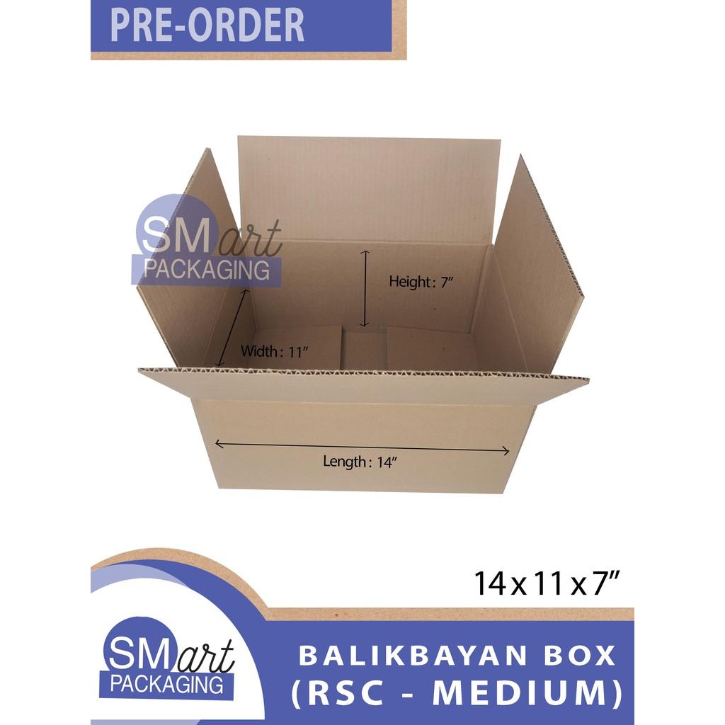 Balikbayan Box (10pcs)