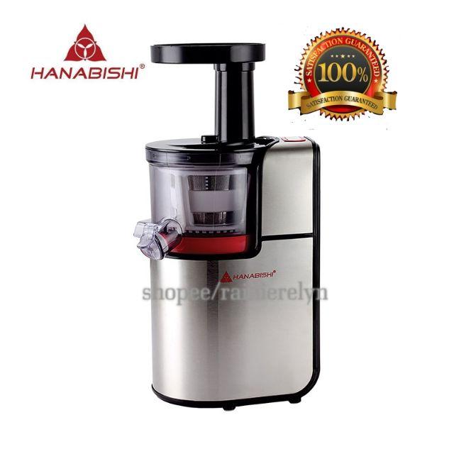 Hanabishi slow juicer HSJ 1500