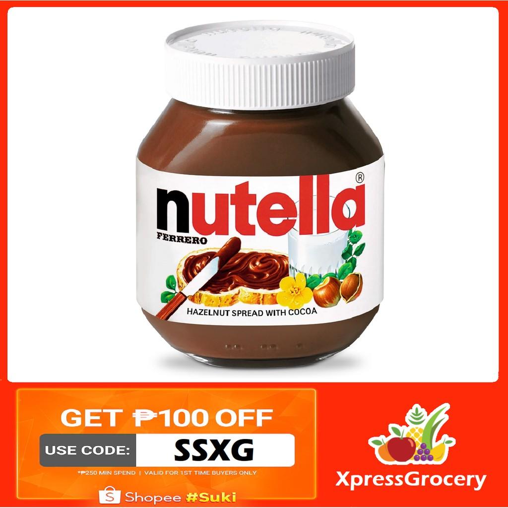 NUTELLA Chocolate Spread 220g 350g 750g 900g 1000g 1kg