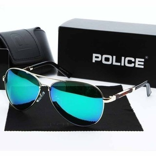 e42254a8c3f Police Sunglassesdriver Black glasses anti UV driving glasses myopia tide  men