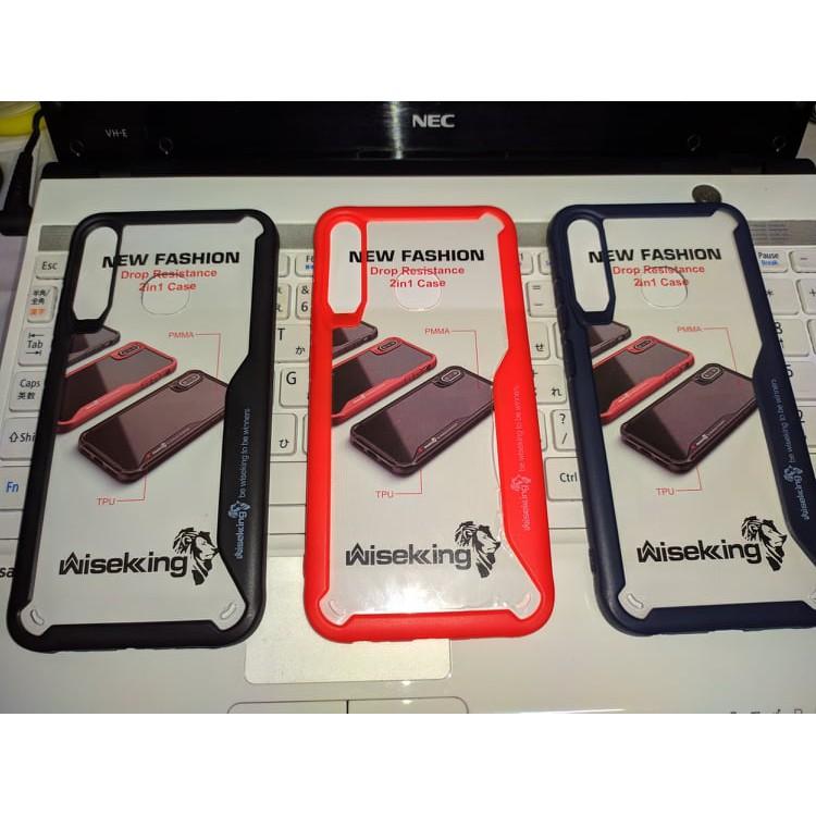 Infinix Hot S4 x626 Shockproof Case w/ free multiband/phone holder