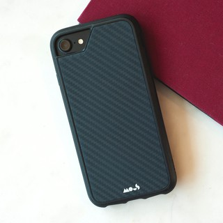 purchase cheap ed891 d8a8e Mous Limitless Carbon Fiber Case for Iphone 6/6s/7/8 | Shopee ...