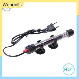 Mandalaa Aquariums Accessories Durable Submersible Heater Heating Rod for Aquarium Glass Fish Tank Temperature Adjustment
