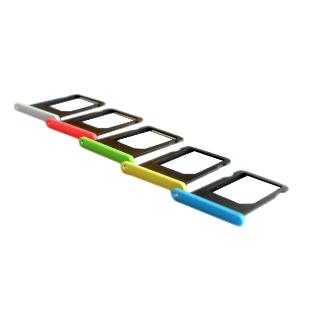 quality design c81a6 f1ea2 SIM Card Tray Holder Slot Replacement for iPhone 5C iPhone5C