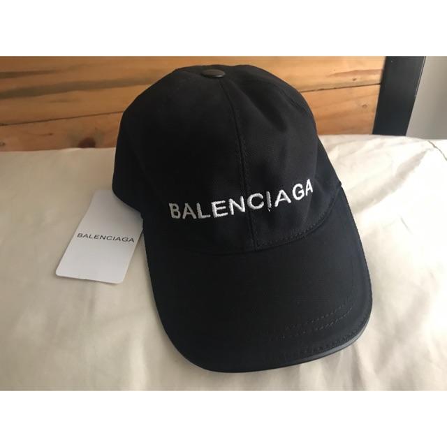 4fd44ddd4e482 Balenciaga cap authentic