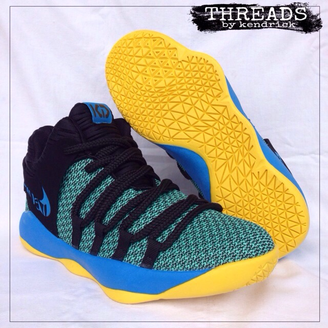 0aca2d491a49 NIKE KD 10  Kevin Durant  (Green) Basketball Shoes