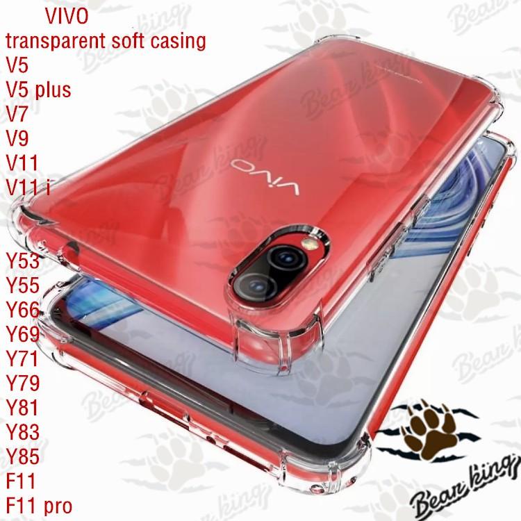 Bear king@ shockproof case Suitable for VIVO V7 V9 Y66 Y69 Y71 Y79 Y81 Y83  Y85 V11 V11I F11 #COD