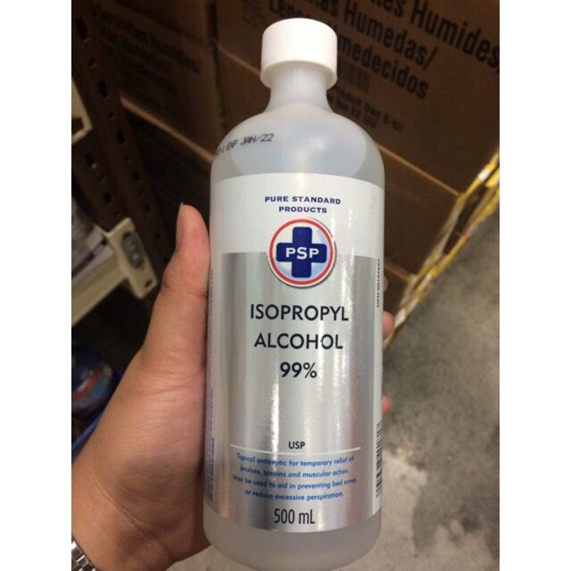 PSP isopropyl alcohol 99% | Shopee Philippines