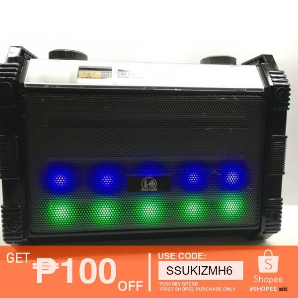 Original Radio AM FM rechargeable usb sd player disco 046u