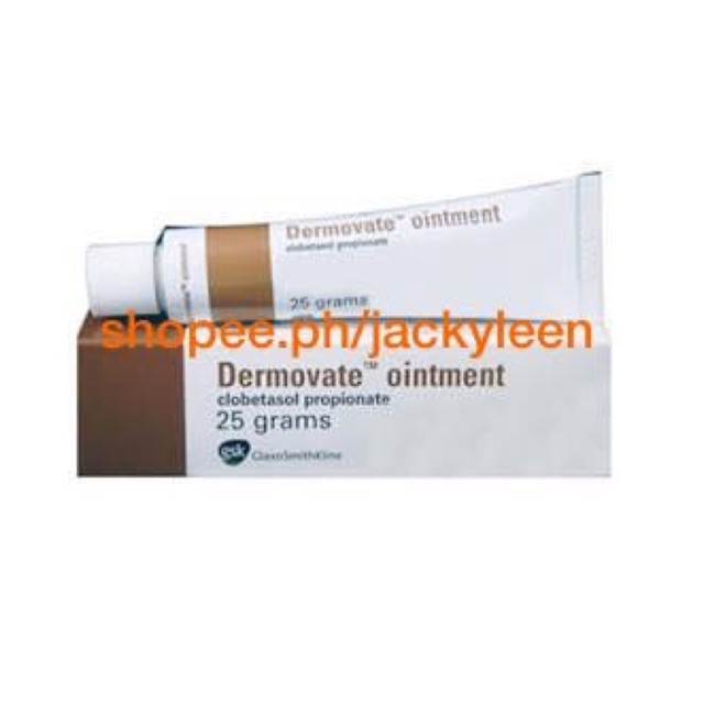 Dermovate Ointment 25g&30g