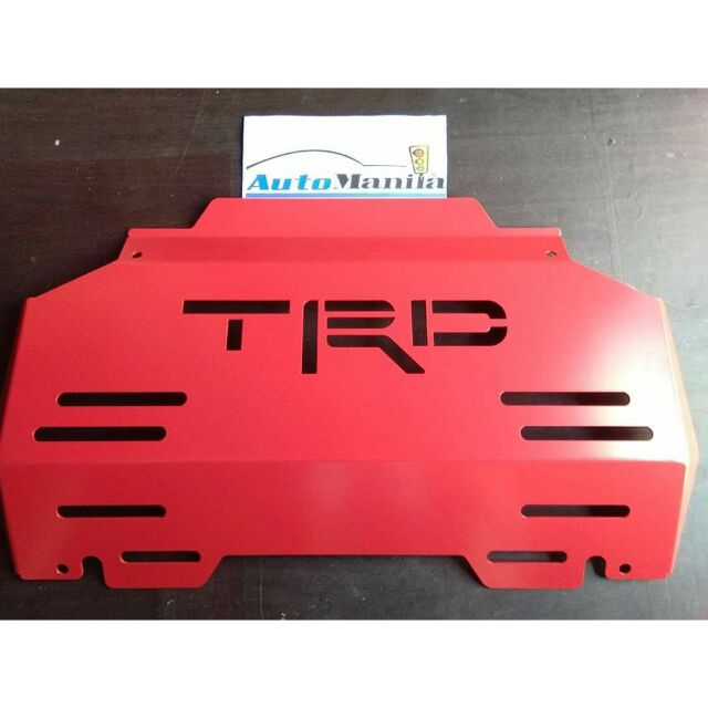 TRD Skid Plate for Toyota Fortuner 2016 to 2019