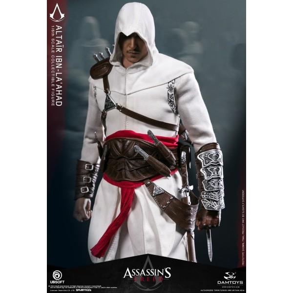 Damtoys Assassin S Creed Altair Ibn La Ahad 1 6 Scale Figure