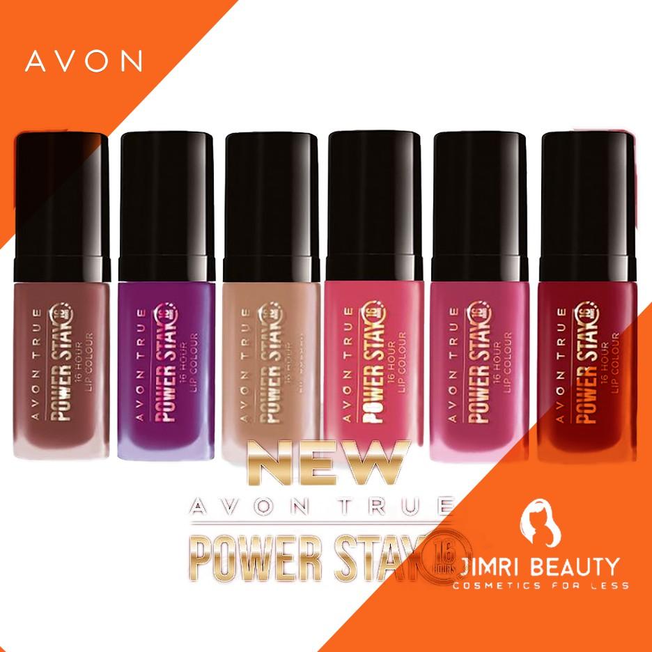 Avon True Power Stay Lip Colour 7ml ~16 hours of