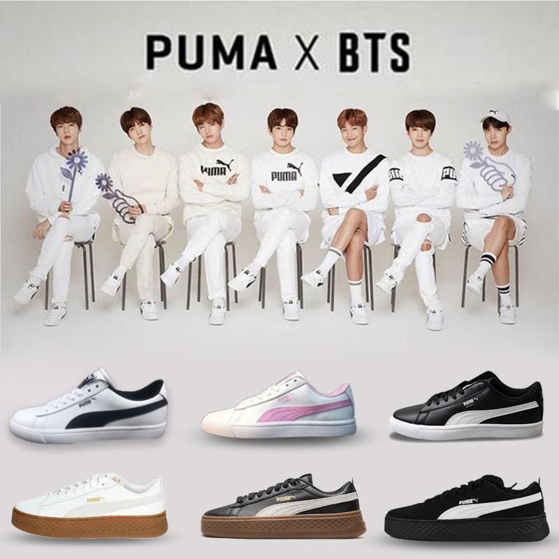 puma bts chaussures