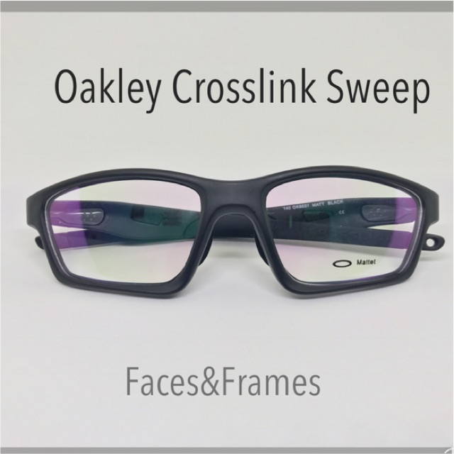 9ac85e62f260e New Oakley Rx Airdrop 51 Black Ink Frame