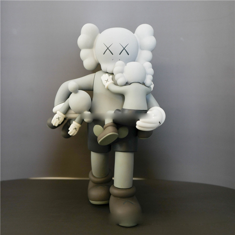 Animation kaws Cosplay Astroboy 37cm PVC Figure Collection Toy Kids Gift