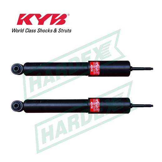 2 X KYB Shock Absorber Excel-G 344420