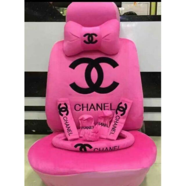Enjoyable Chanel Car Seat Covers Pdpeps Interior Chair Design Pdpepsorg