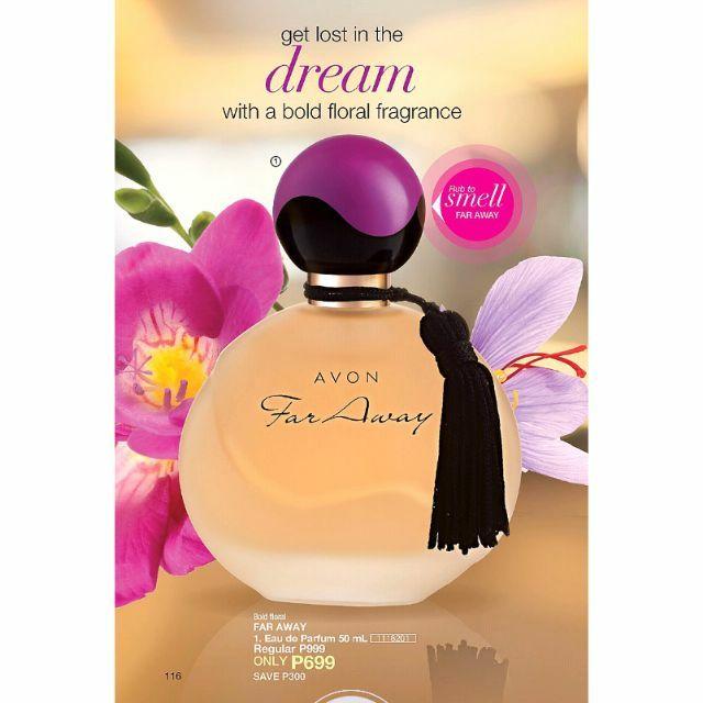 Avon Cherish Eau De Parfum Body Mist Shopee Philippines