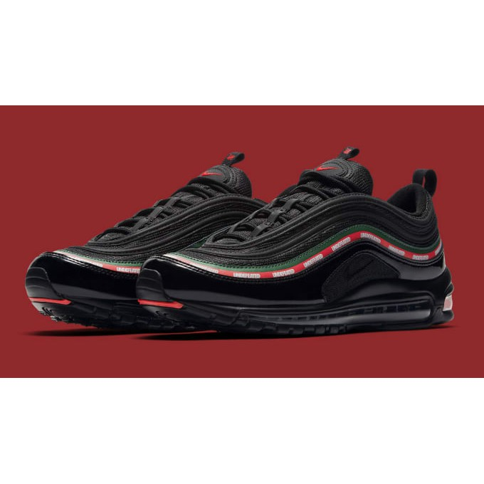 Nike Airmax 97 Undefeated Black (OEM) Glorious Quality