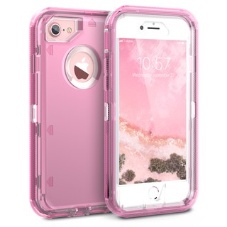 360 Full Cover iPhone 6 6s 7 8 Plus X Xs Max XR Hard Case