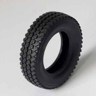 1Pair LESU Upgraded Rubber Tires for 1//14 RC Tractor Truck TAMIYA Model DIY Car