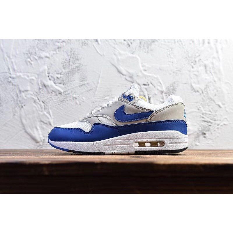 Nike Air Max 1 France SP Camouflage Blue Shoes
