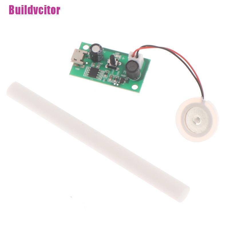 Air Humidifier Driver Board Mist Maker Fogger Ultrasonic Atomization DiscsY anib