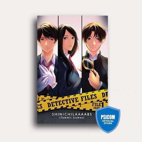 Detective Files - File 1