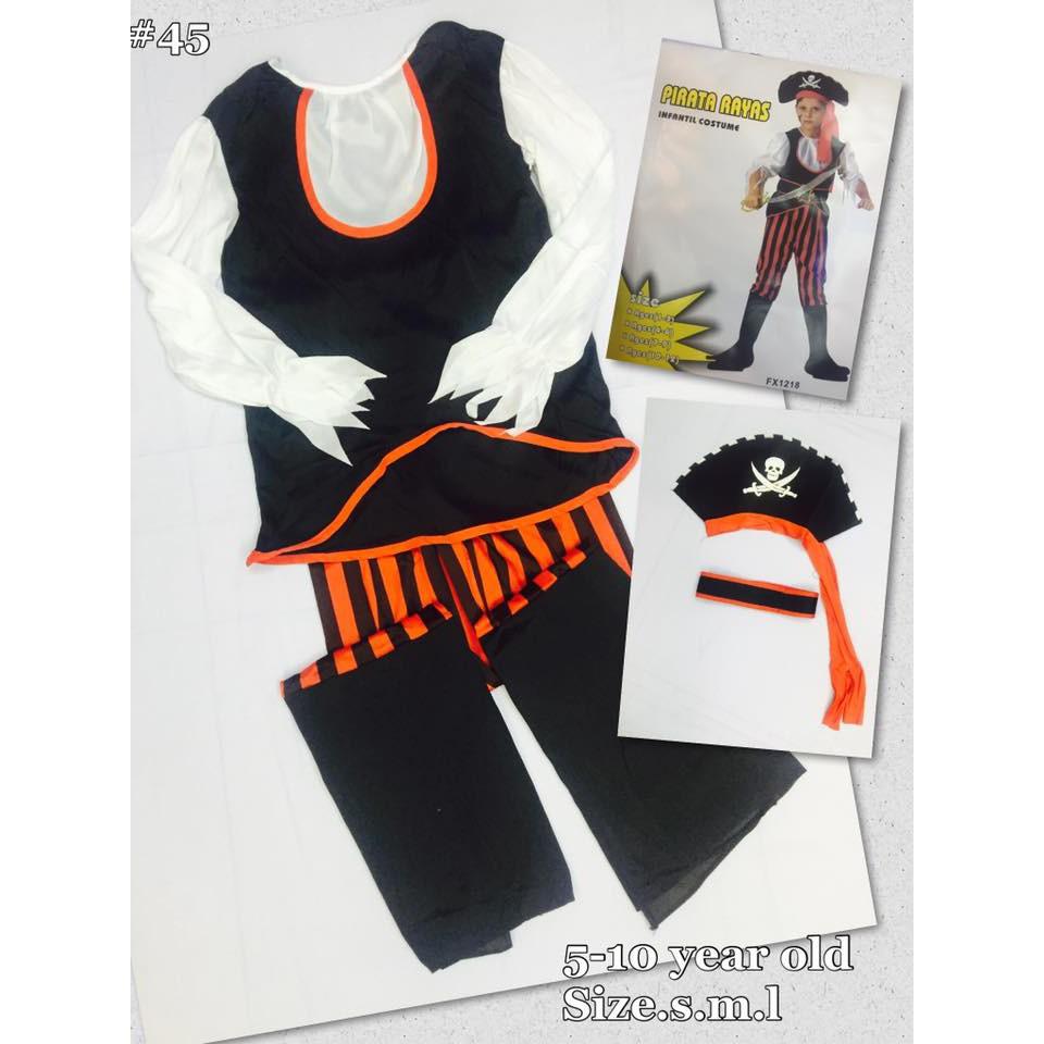 Pirate Kid s Costume  4e718382811e