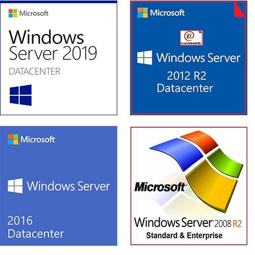 Microsoft Windows Server 2019 Datacenter 2016 Standard 2012 R2 Enterprise  2008 Genuine license key