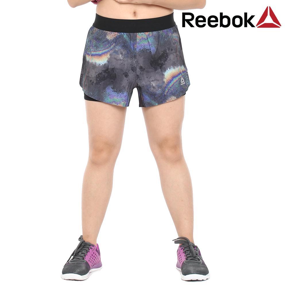 268d6e9fdb Reebok Epic Knit Waistband Men's Training Shorts | Shopee Philippines