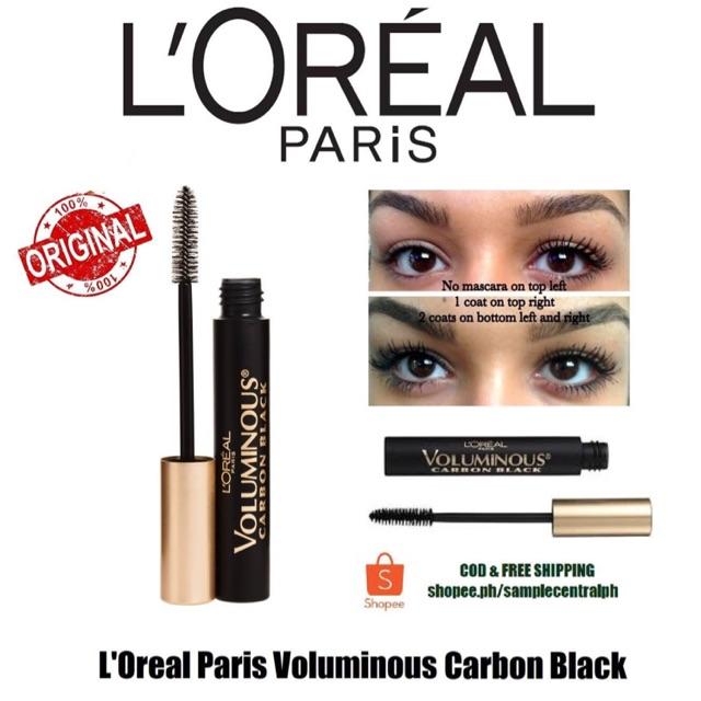63c4b3701d7 Loreal Voluminous Base Mascara Primer | Shopee Philippines