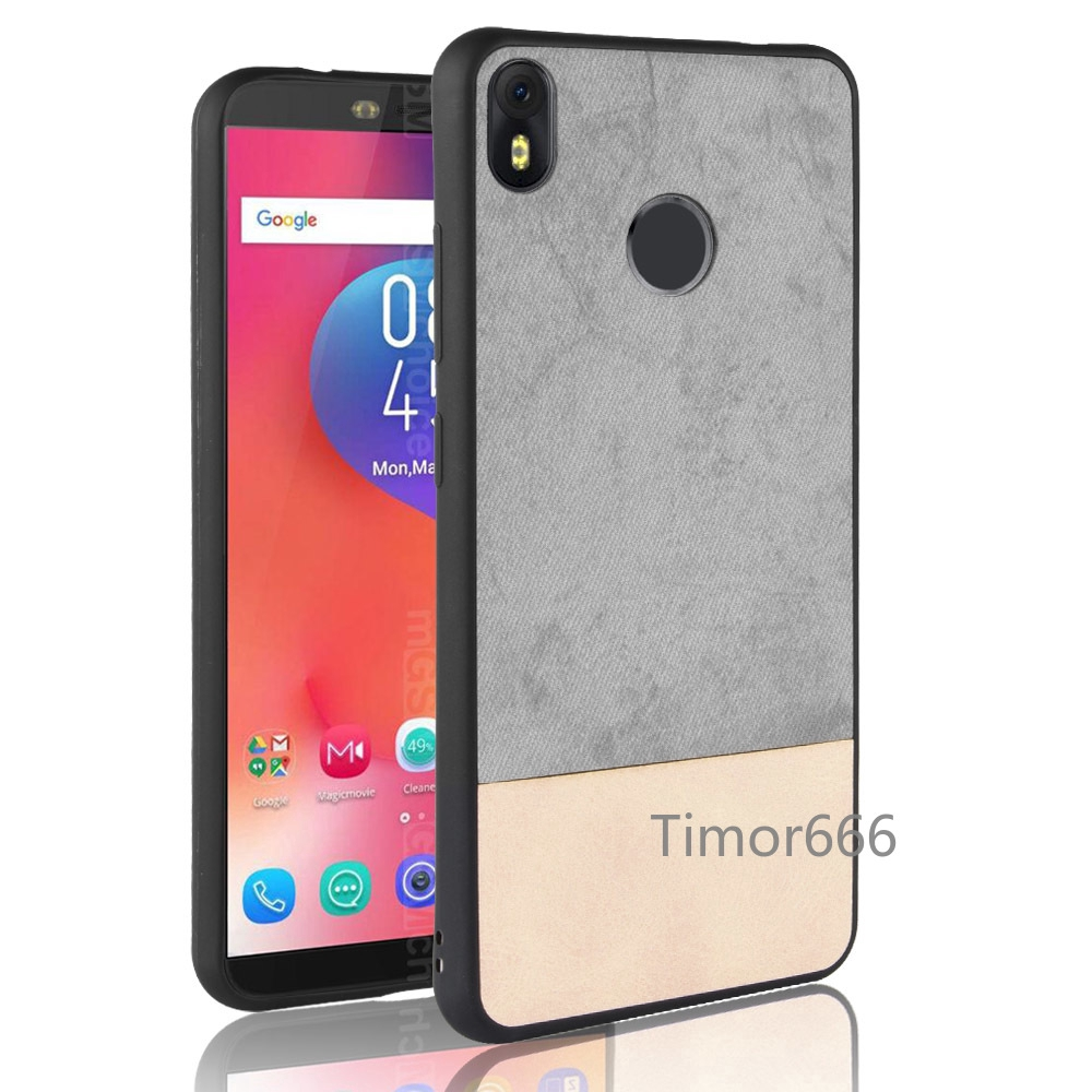 Infinix Hot S3 Case PU Leather Hybrid Back Case Infinix Hot S3 X573 Cover  shell