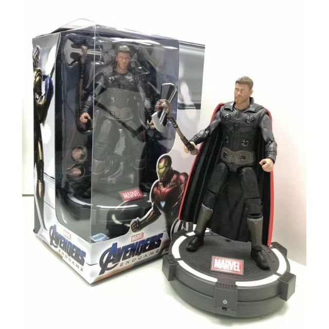 """Details about  /NEW Thor Marvel Avengers Endgame 7/"""" Action Figure ZD Toys Kids Gifts"""