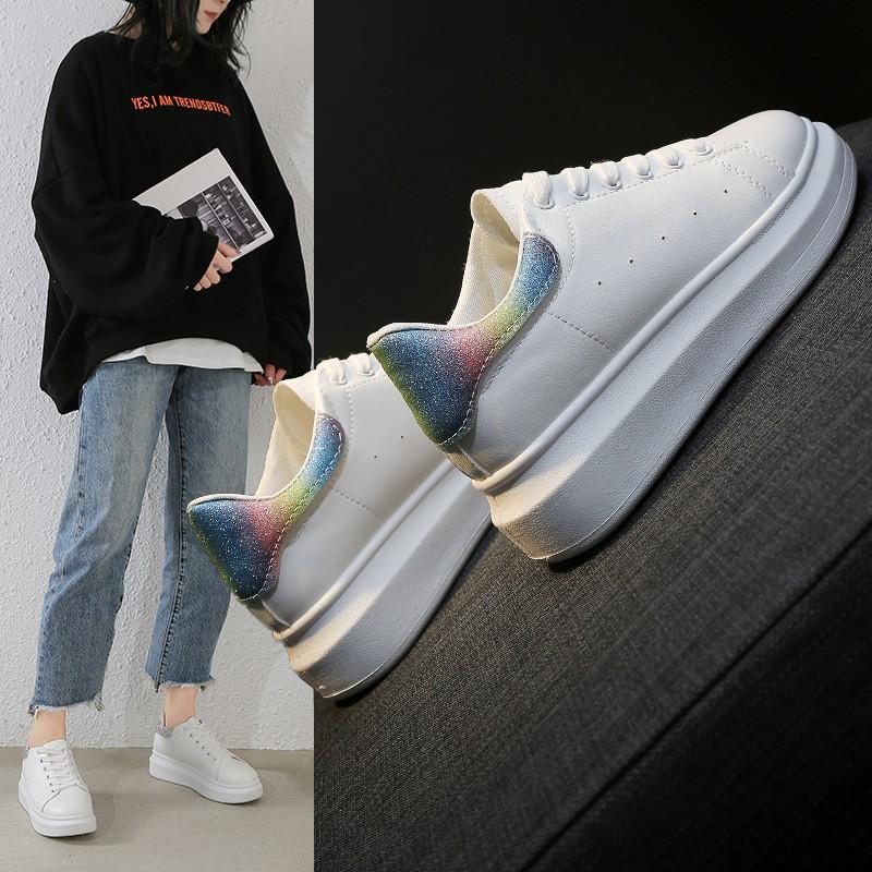 Summer Walk Korean Version Low Cut High Quality Soft Sole Canvas Sneaker Casual Shoes C#2