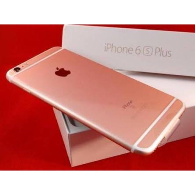 Apple Iphone 6s Plus 64gb Rose Gold Factory Unlocked Shopee Philippines