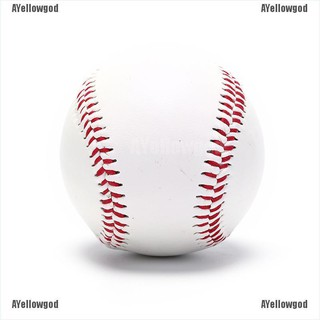 "9/"" baseballs pvc uppers rubber inner soft hard balls softballs training exercise"