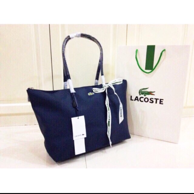 75e222b7410ce lacoste+bag - Prices and Online Deals - Women s Bags Sept 2018 ...