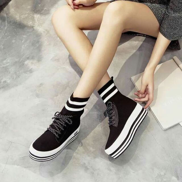 Nice Korean Fashion Shoes For Girls