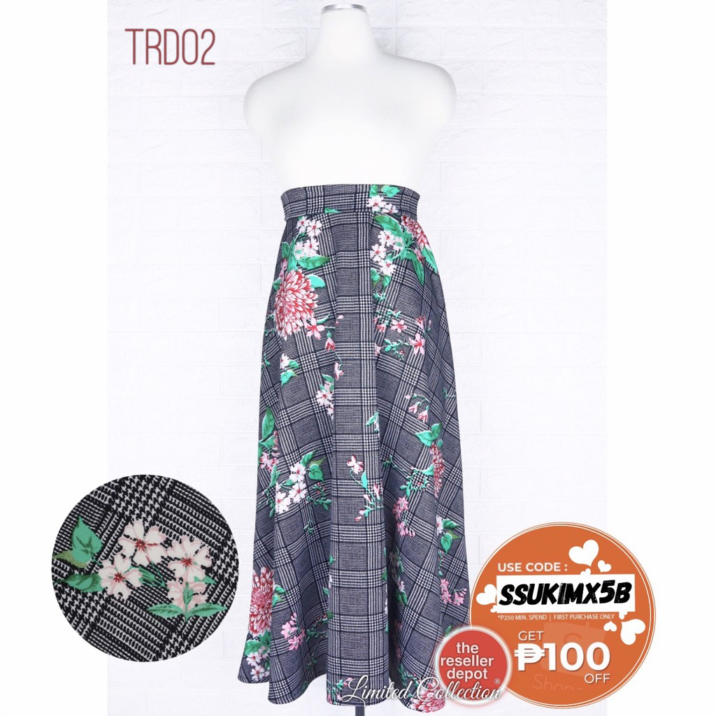 1397a7aaf0 SALE!!!Forever 21 scarf print skirt | Shopee Philippines
