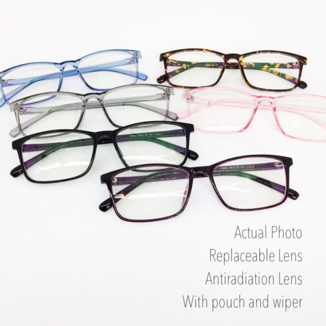 592184a0daf7 As SUNNIES  9390 flexible Anti radiation  replaceable lens