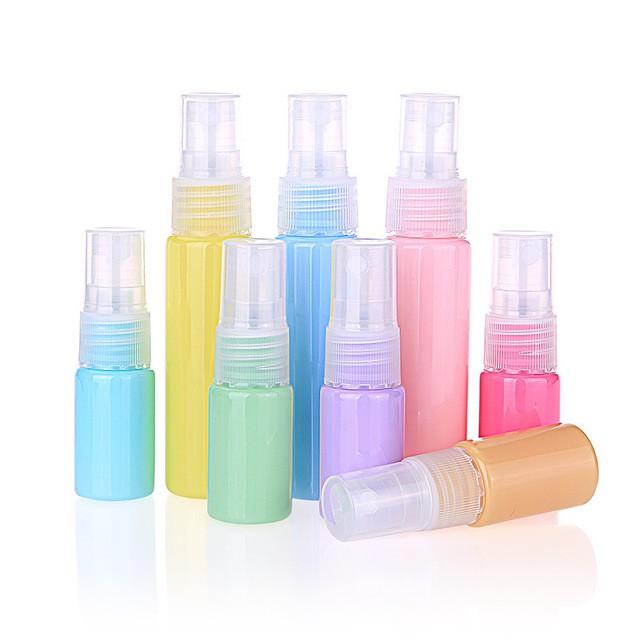 e34d87e43a53 ❤YOUNGSUN❤30ml ml macaron spray bottle PET small spray bottle trial sample  sample bottle