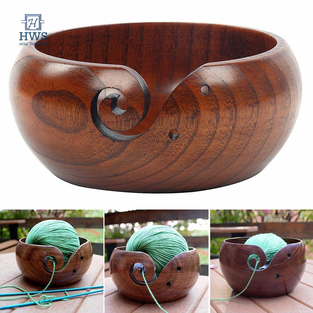 Crochet Bowl YARN BOWL KNITTING Bowl