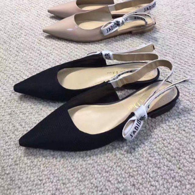 0d37e946485 Dior J adior Slingback Ballerina