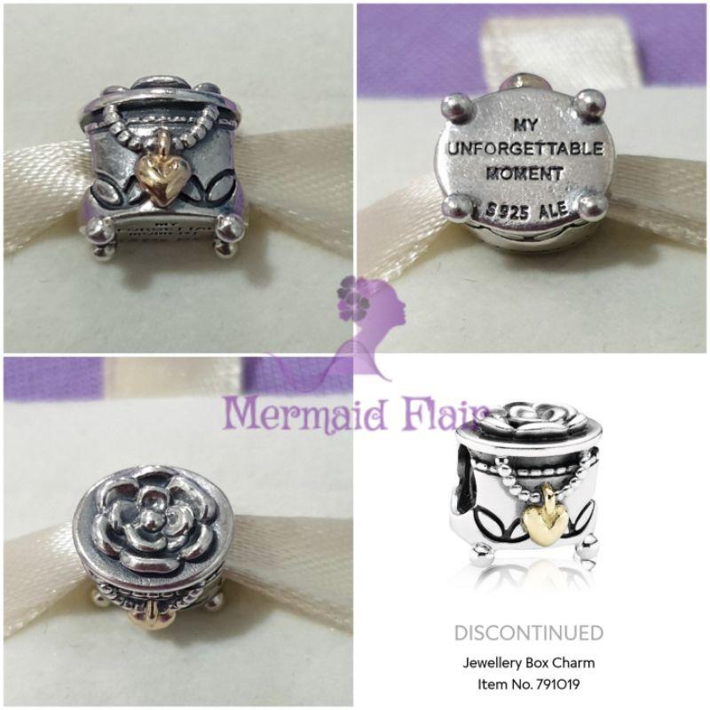 Pandora Jewelry Box Tt Charm Shopee Philippines