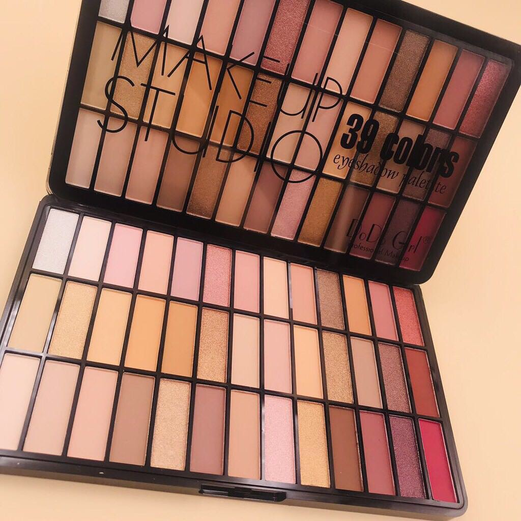 Cod Dodo Girl Makeup Studio 39colors