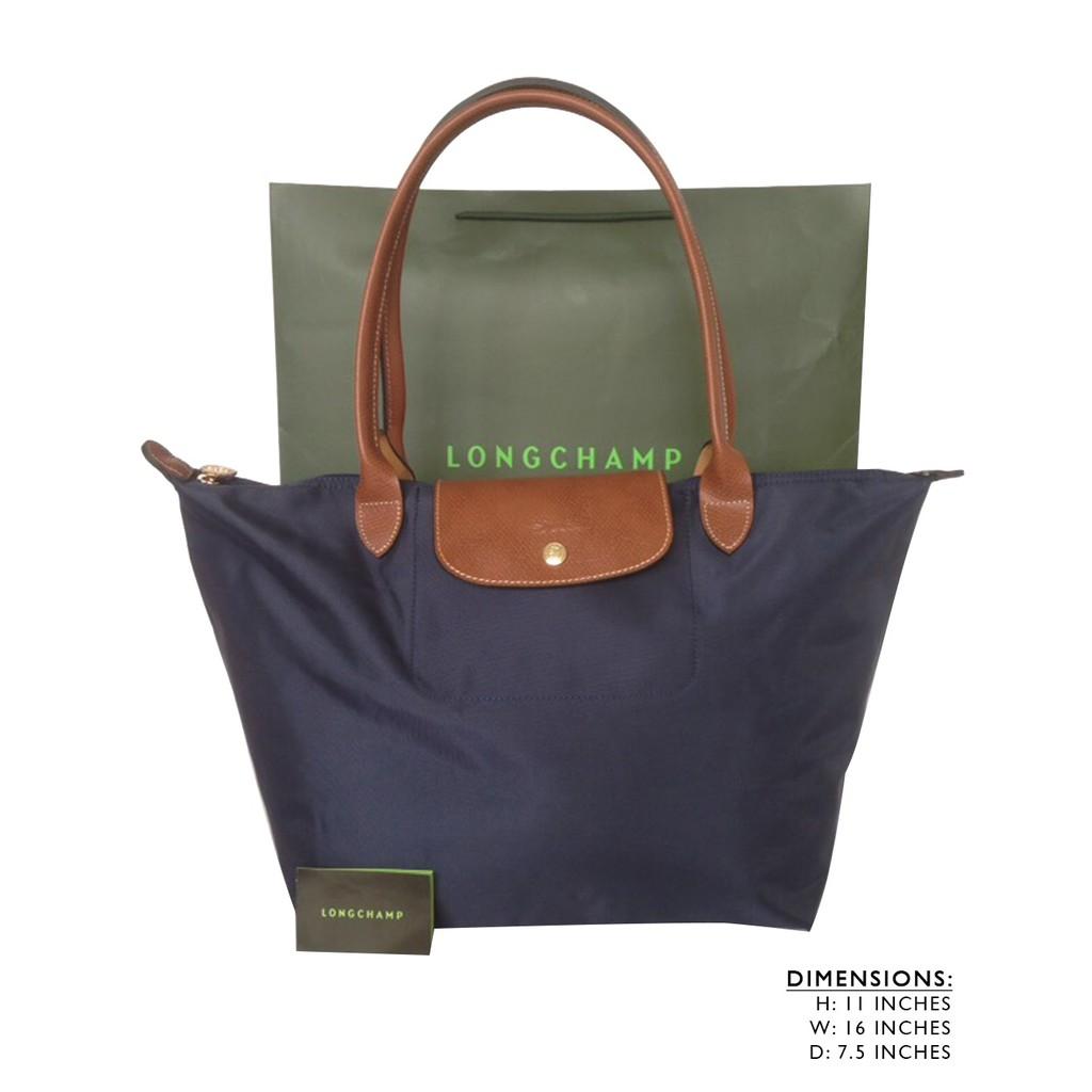 Long Champ Le Pliage Bag Sho